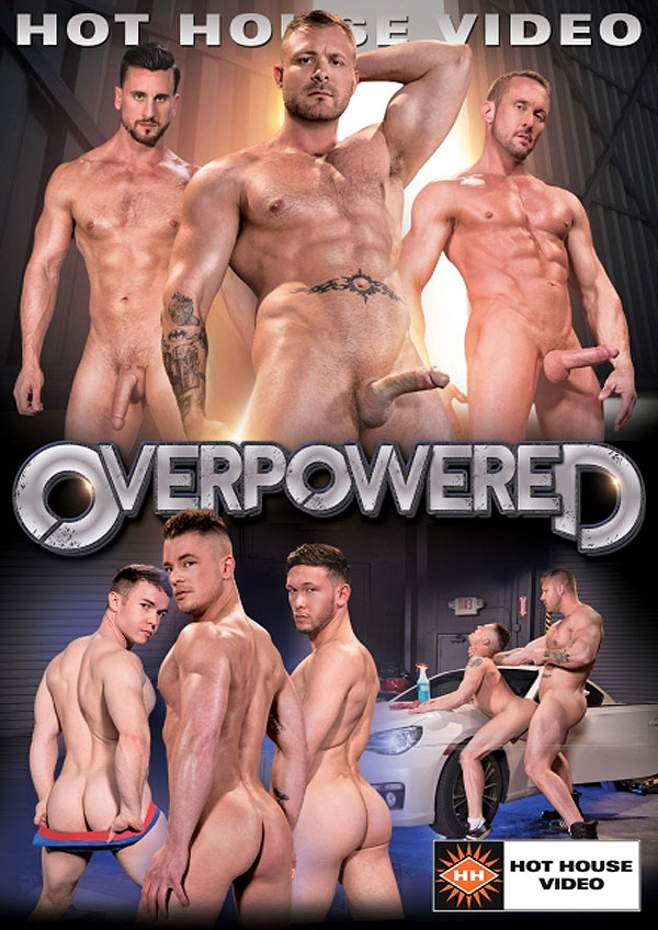 Overpowered (Austin Wolf Fucks Sean Zevran) (Scene 4) at Hothouse