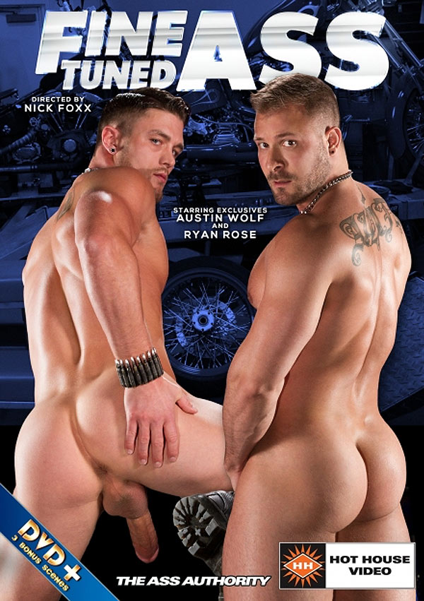 Fine Tuned Ass (Ryan Rose and Austin Wolf) (Scene 1) at Hothouse