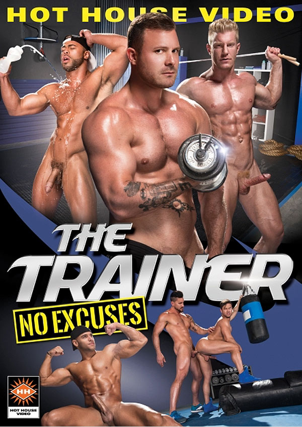 The Trainer: No Excuses (Sean Zevran Fucks Skyy Knox) (Scene 1) at Hothouse