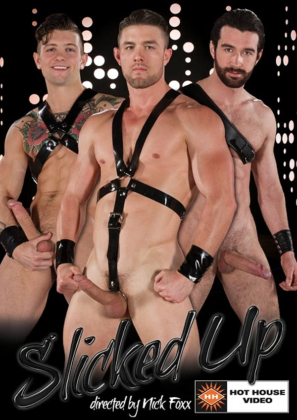 Slicked Up (Ryan Rose Fucks Brendan Phillips) (Scene 3) at Hothouse