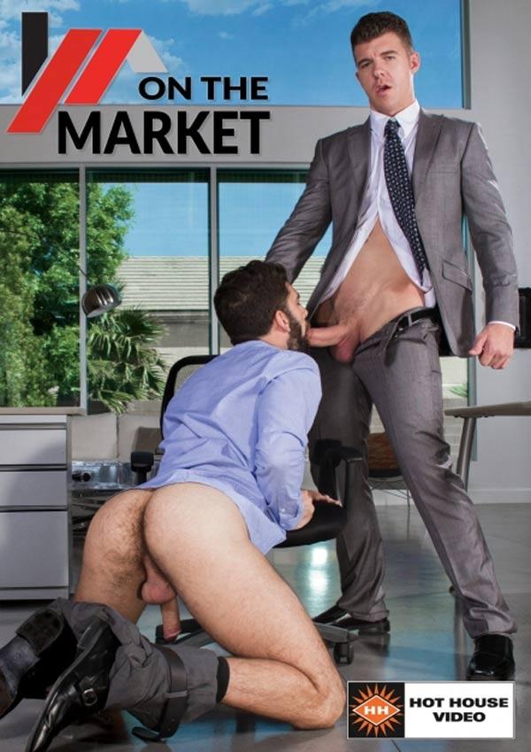 On The Market (Austin Wolf Fucks Dustin Holloway) (Scene 2) at Hothouse