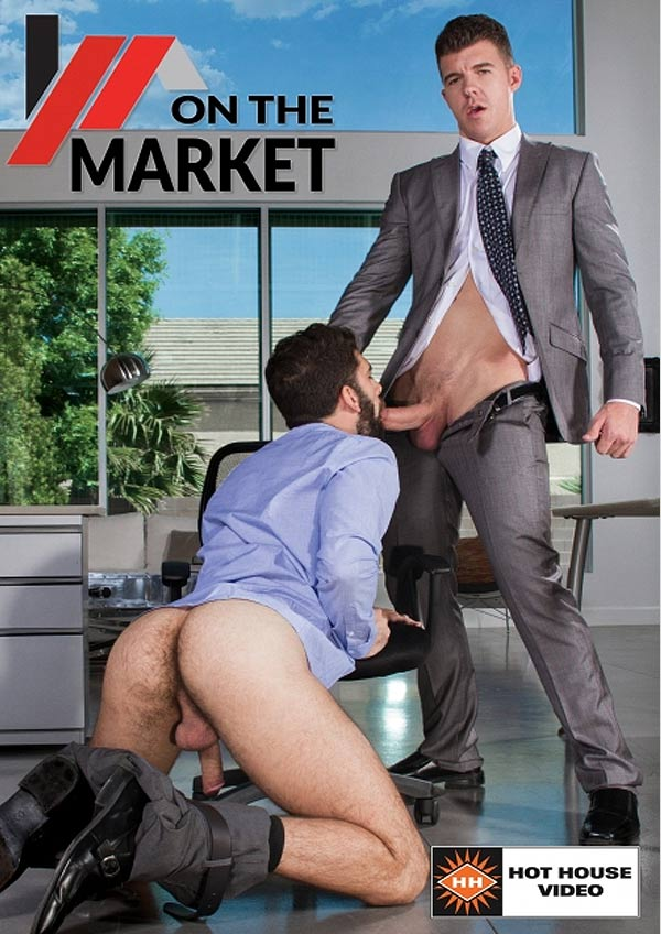 On The Market (JJ Knight Fucks Tegan Zayne) (Scene 4) at Hothouse