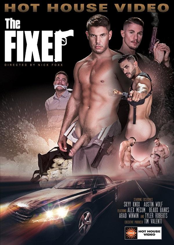 The Fixer (Austin Wolf Fucks Alex Mecum) (Scene 1) at Hothouse