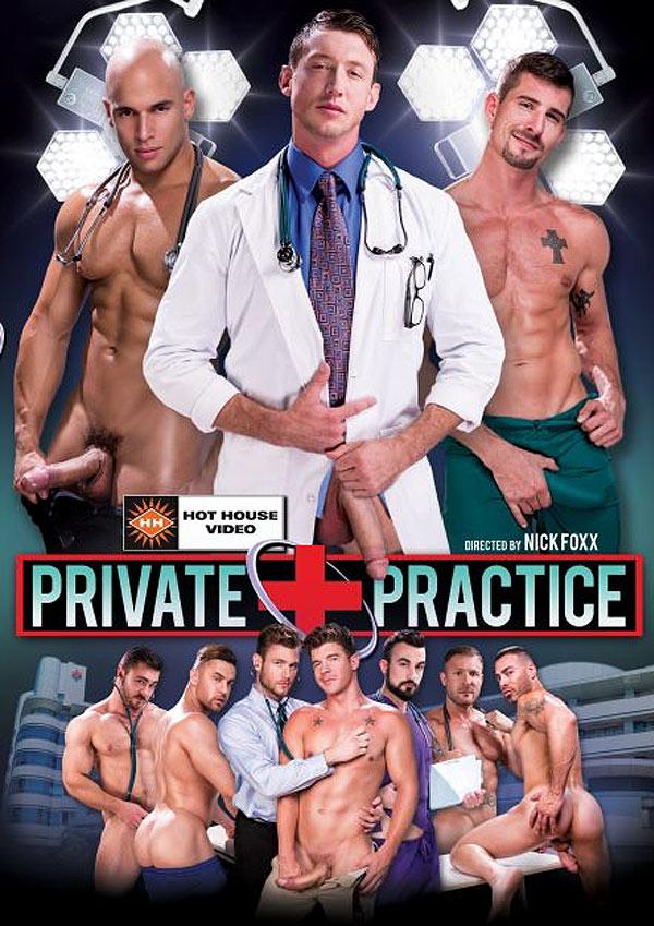 Private Practice (Sean Zevran and Carlos Lindo Flip-Fuck) (Scene 1) at Hothouse