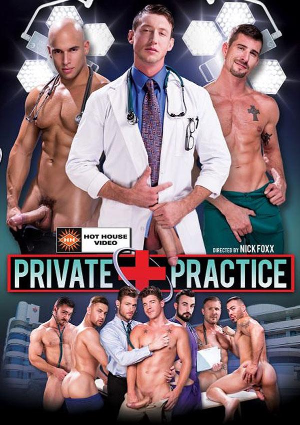 Private Practice (Pierce Paris and Derek Bolt Flip-Fuck) (Scene 3) at Hothouse