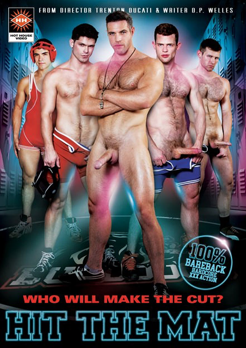 Hit The Mat, Scene Two (Kurtis Wolfe, Cazden Hunter and Liam Cyber)
