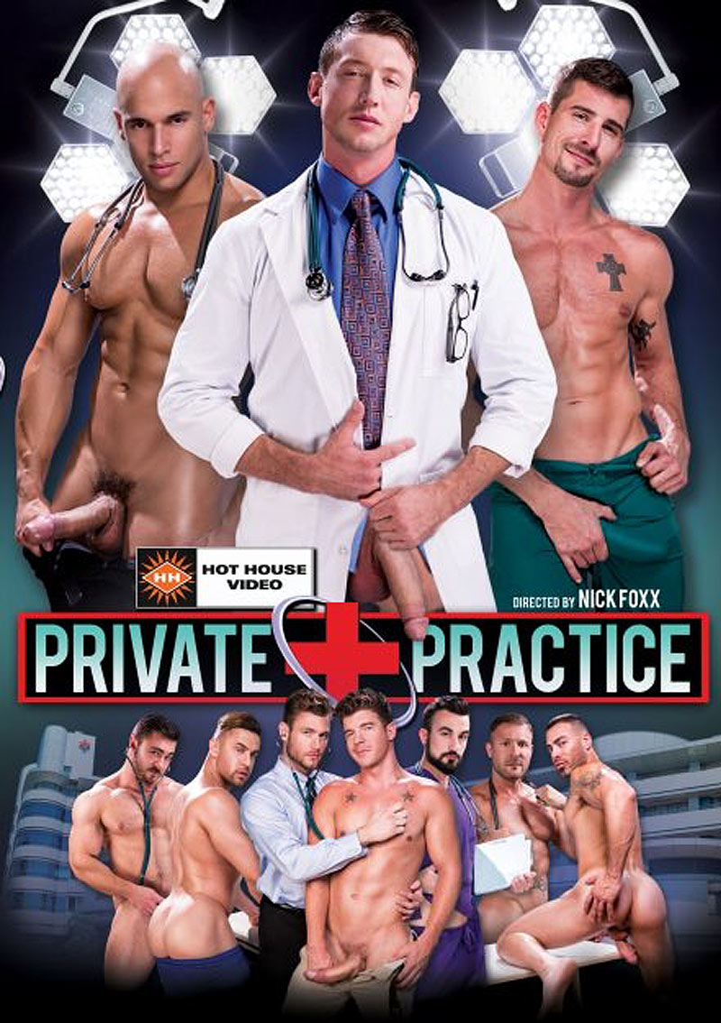 Private Practice (Sean Maygers Fucks Josh Conners) (Scene 4) at Hothouse