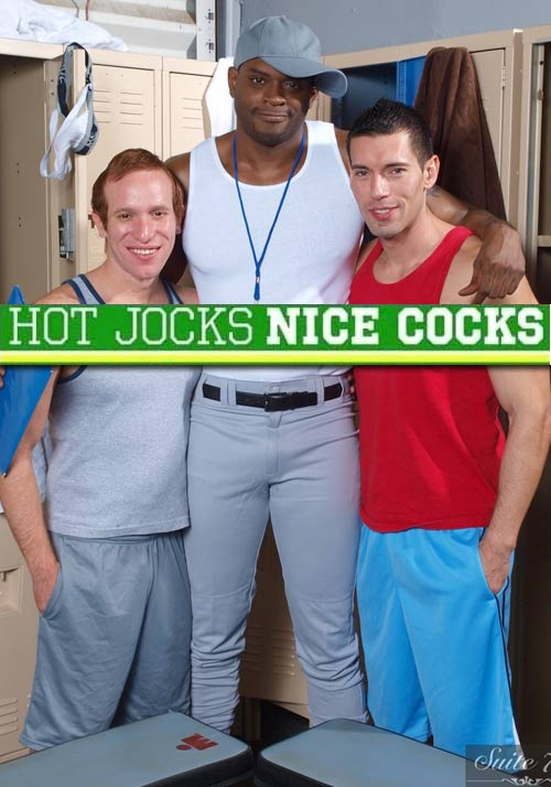 Alexander Garrett, Diesel Washington & Steven Ponce at HotJocksNiceCocks