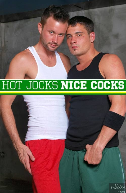 David Scott & Richie Sabatini at HotJocksNiceCocks