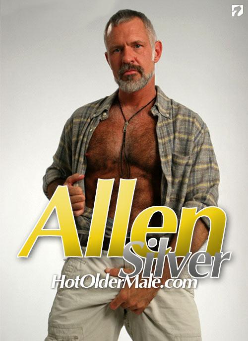 Allen Silver at HotOlderMale
