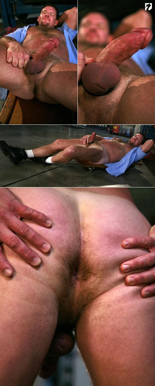 Jack Austin at HotOlderMale