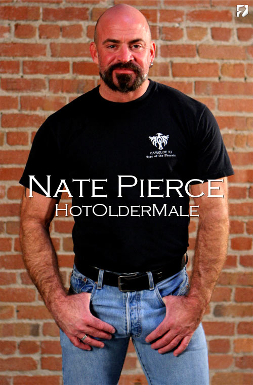 Nate Pierce at HotOlderMale
