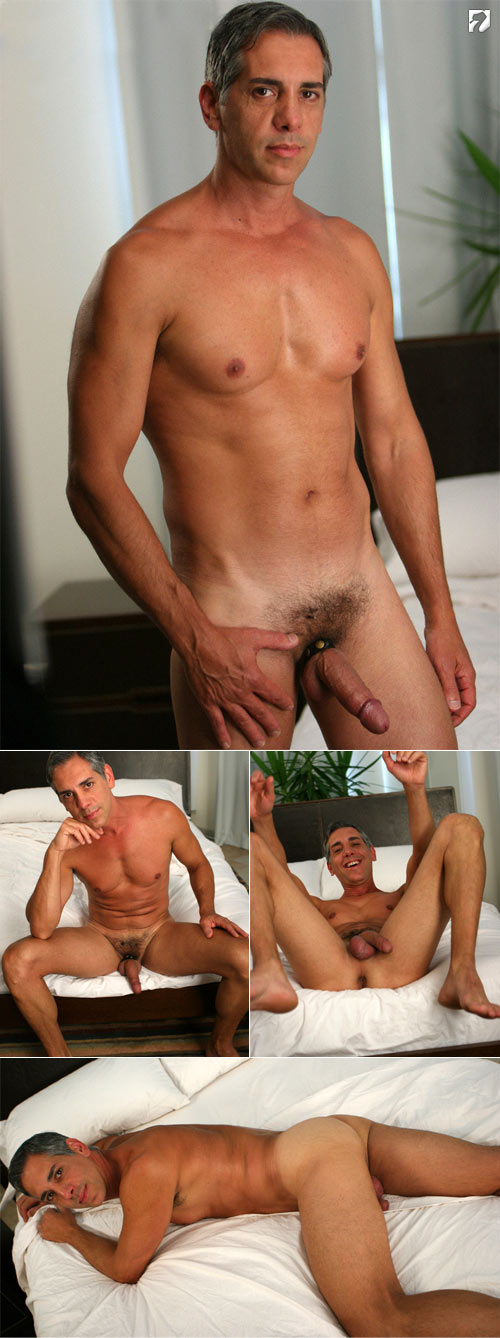 Caio at HotOlderMale