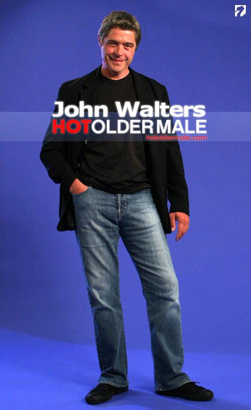 John Walters at HotOlderMale