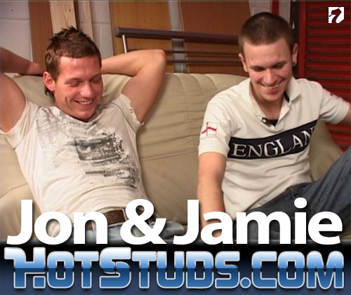 Jon & Jamie at HotStuds