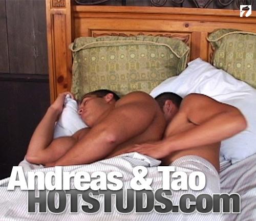 Andreas Camilo & Tao Martin at HotStuds