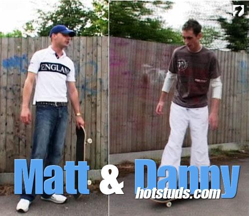 Matt & Danny at HotStuds