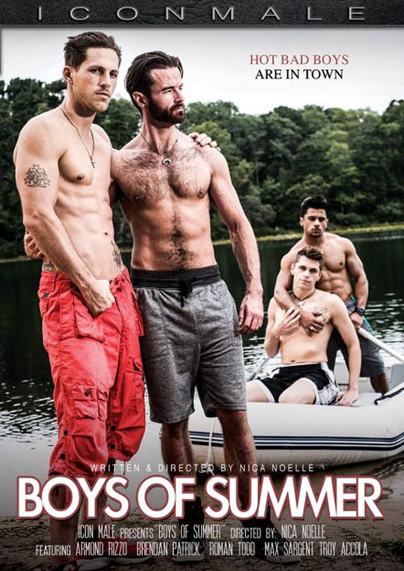 Boys Of Summer (Troy Accola Fucks Armond Rizzo) (Scene 4) at Icon Male
