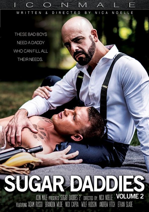 Sugar Daddies 2 (Andrew Fitch Fucks Brandon Wilde) (Scene 4) at Icon Male