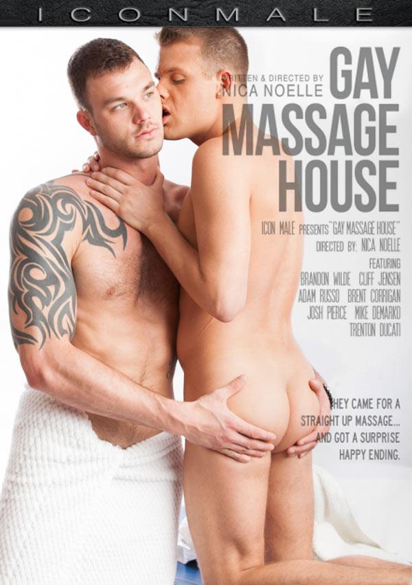 Gay Massage House (Brandon Wilde & Cliff Jensen) (Part 3) at Icon Male
