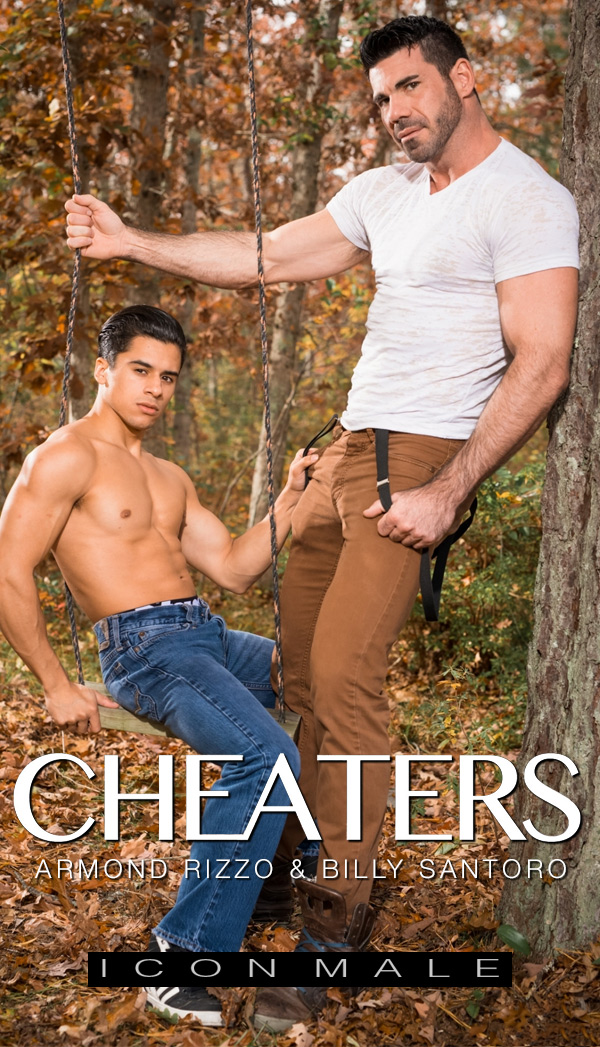Cheaters (Billy Santoro Fucks Armond Rizzo) (Scene 1) at Icon Male