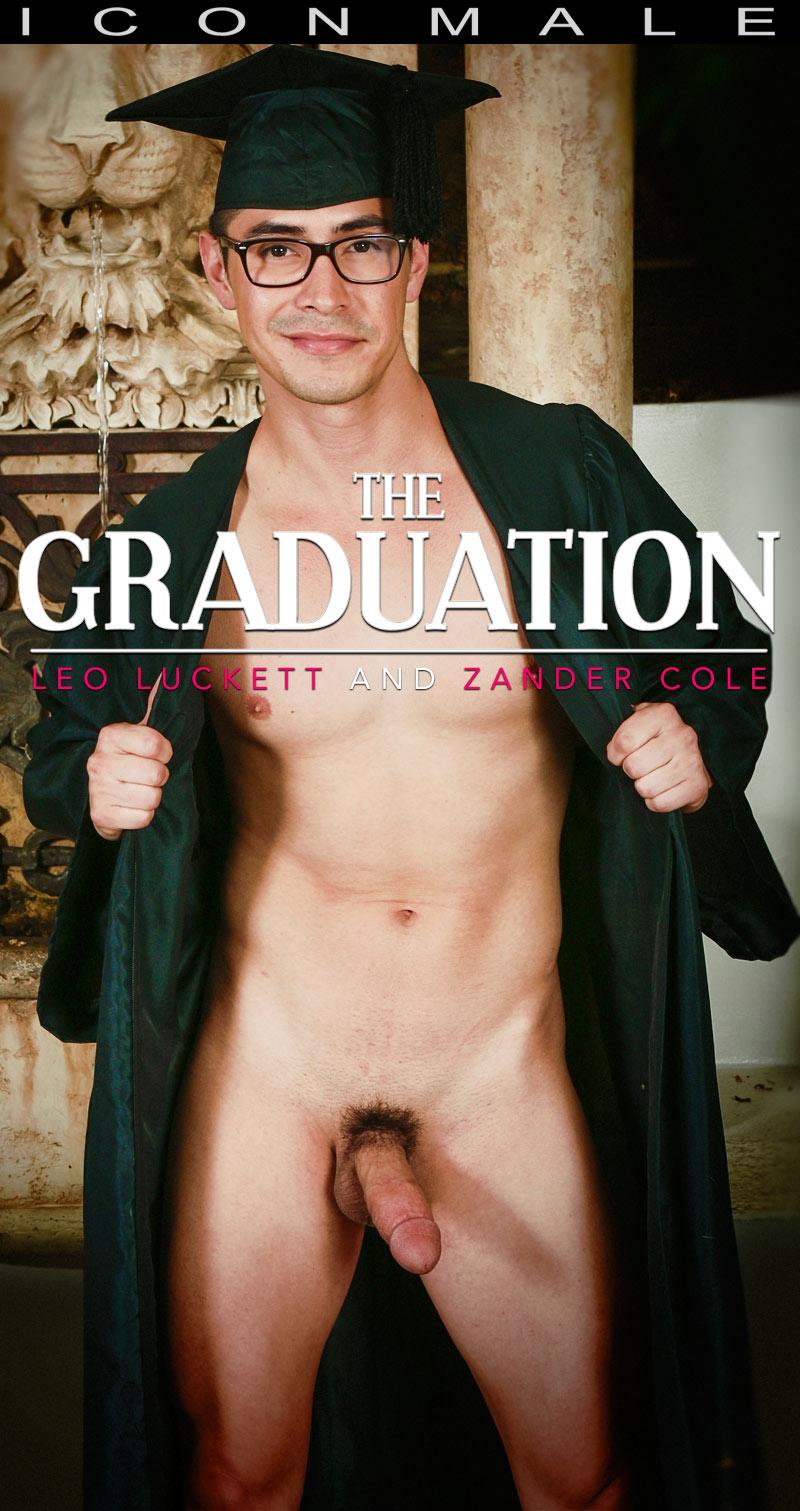 The Graduation (Leo Luckett and Zander Cole Flip-Fuck) (Scene 1) at Icon Male