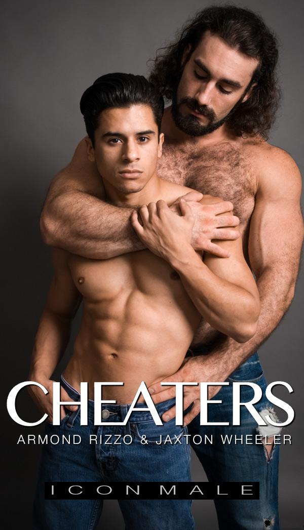 Cheaters (Jaxton Wheeler Fucks Armond Rizzo) (Scene 2) at Icon Male