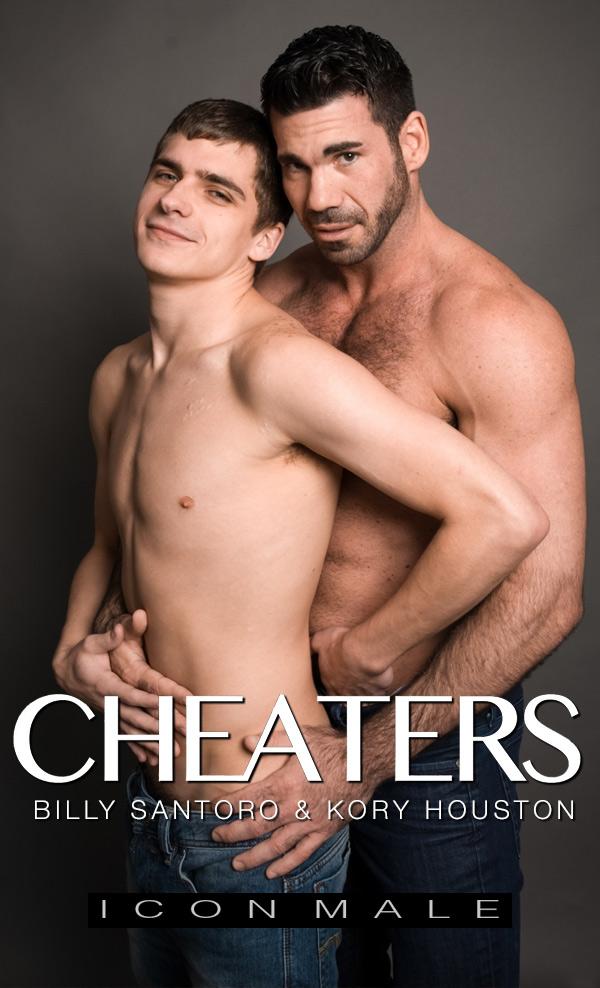 Cheaters (Billy Santoro & Kory Houston Flip-Fuck) (Scene 3) at Icon Male
