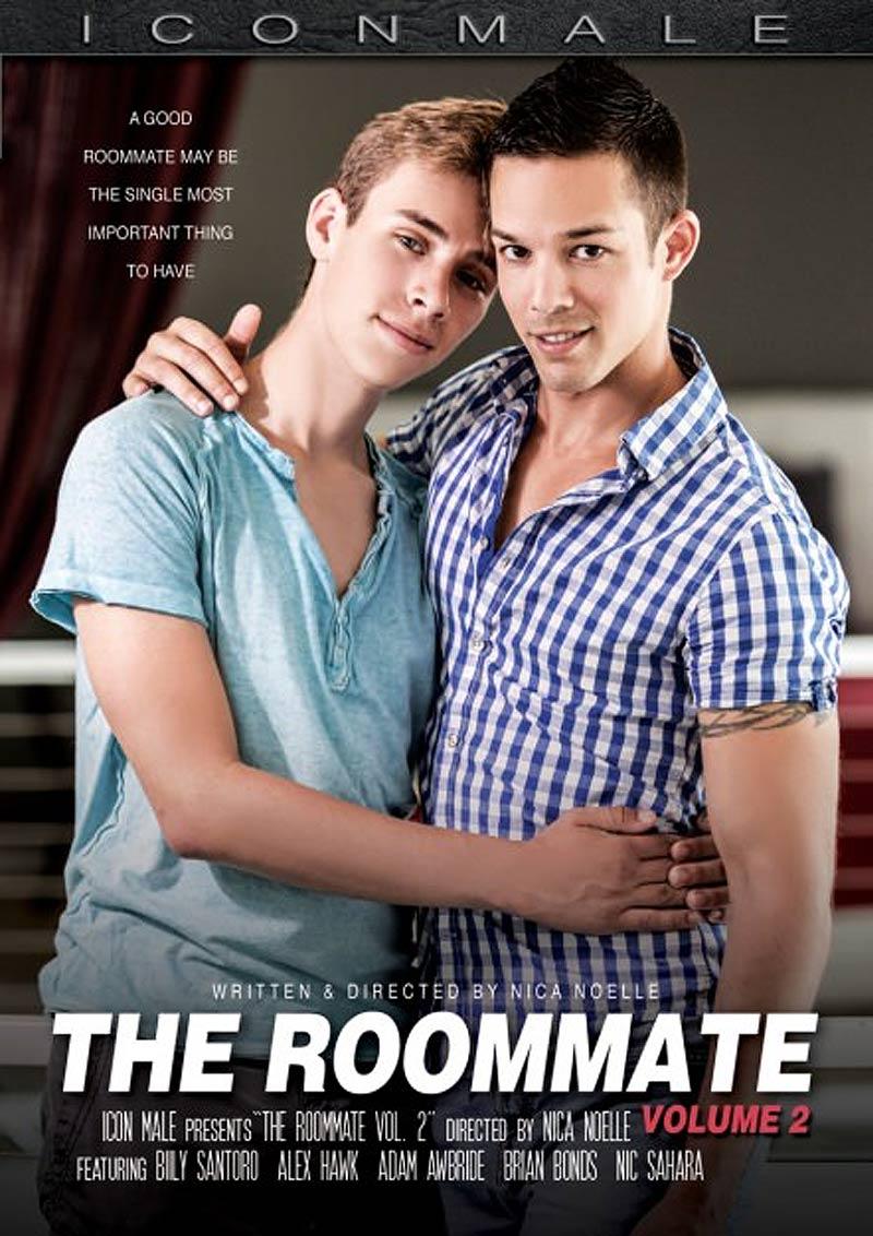 The Roommate 2, Part 4 (Roman Todd Fucks Justin Dean) (Scene 4) at Icon Male