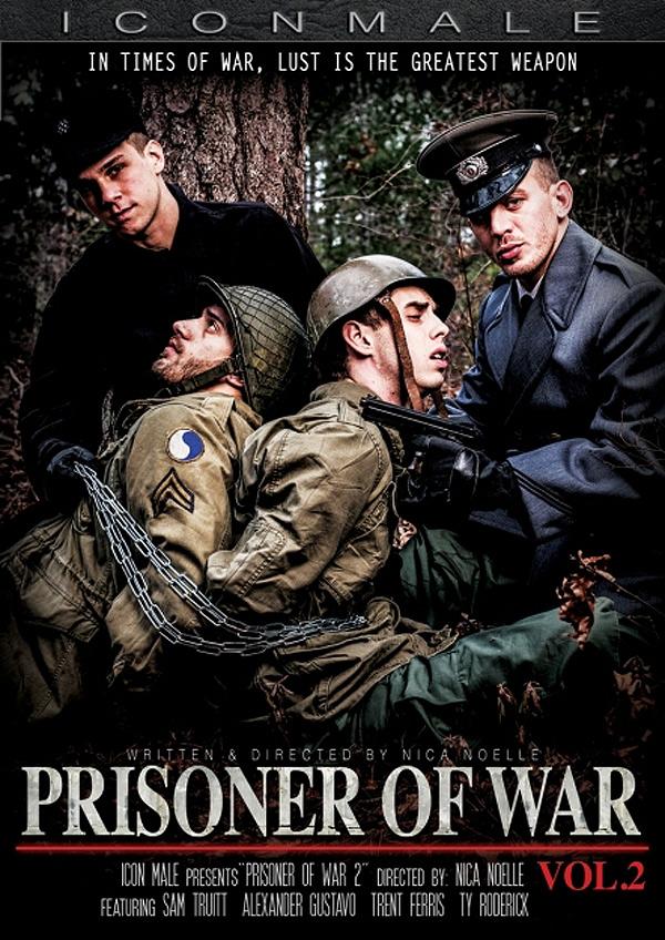 Prisoner of War 2 (Alexander Gustavo Fucks Sam Truitt) (Scene 2) at Icon Male