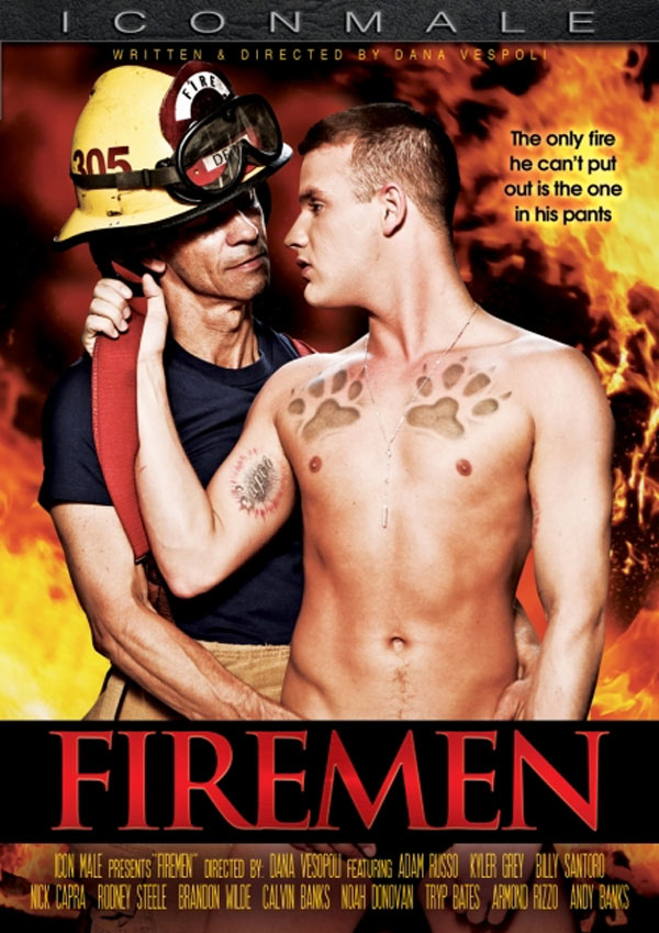 Firemen (Adam Russo Fucks Armond Rizzo) (Scene 4) at Icon Male