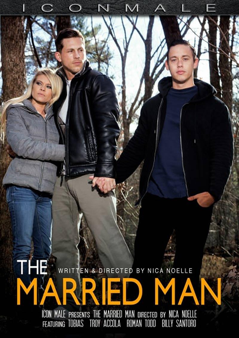 The Married Man, Scene 2 (Tobias Fucks Billy Santoro) at Icon Male