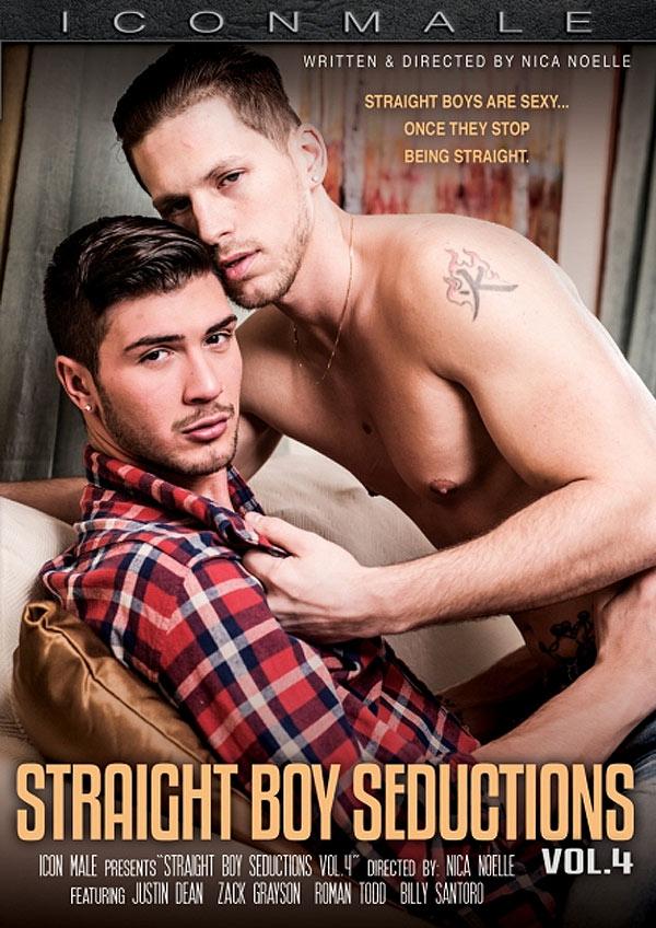 Straight Boy Seductions 4 (Roman Todd Fucks Justin Dean) (Scene 4) at Icon Male