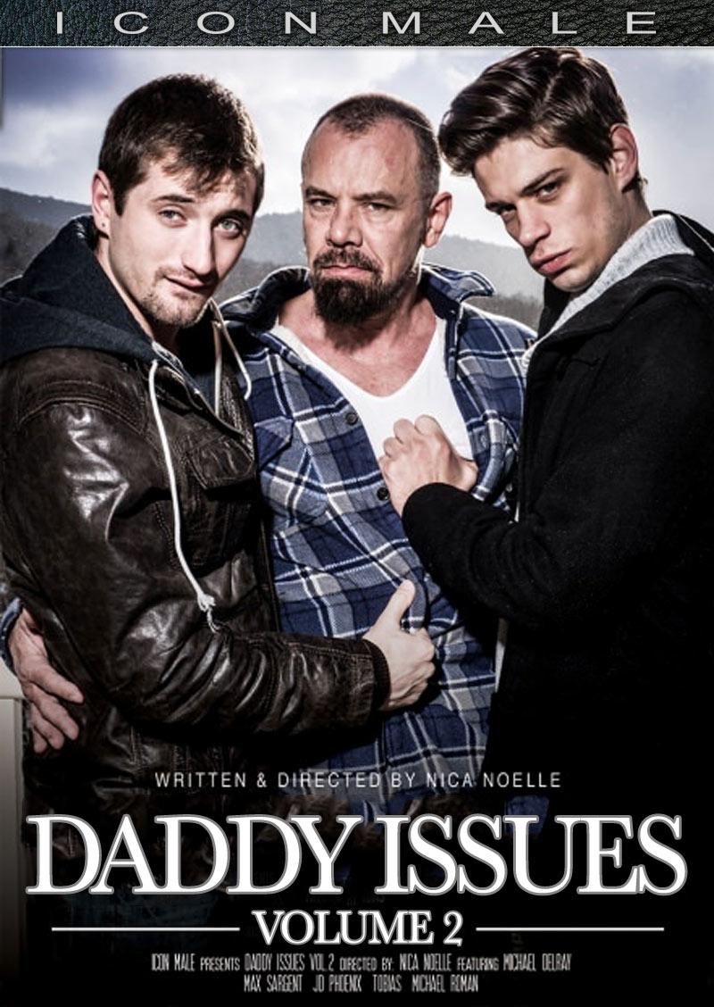 Daddy Issues Vol. 2, Scene 3 (Tobias Fucks Michael Roman) at Icon Male