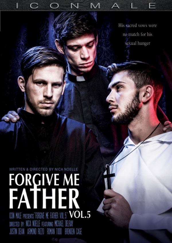 Forgive Me Father 5 (Roman Todd Fucks Armond Rizzo) (Scene 1) at Icon Male