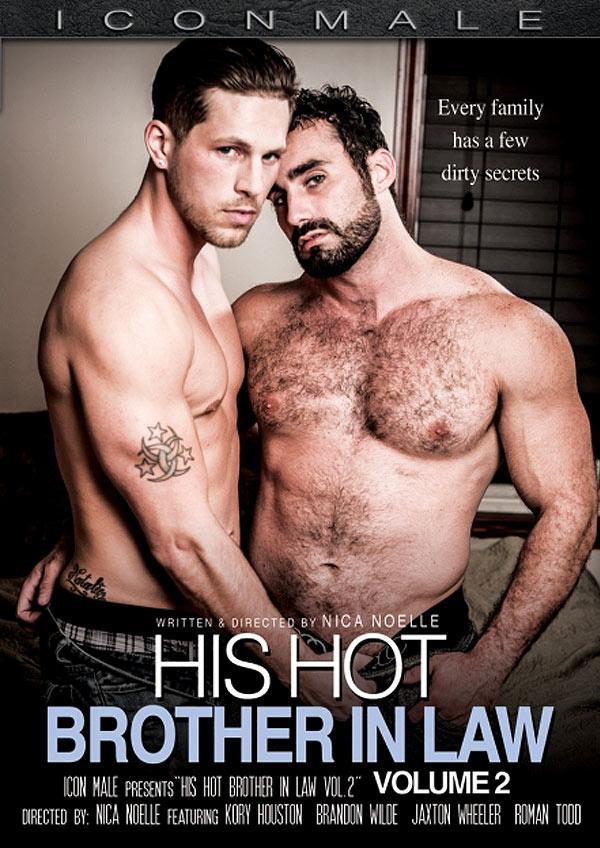 His Hot Brother-In-Law Vol 2 (Jaxton Wheeler Fucks Kory Houston) (Scene 4) at Icon Male