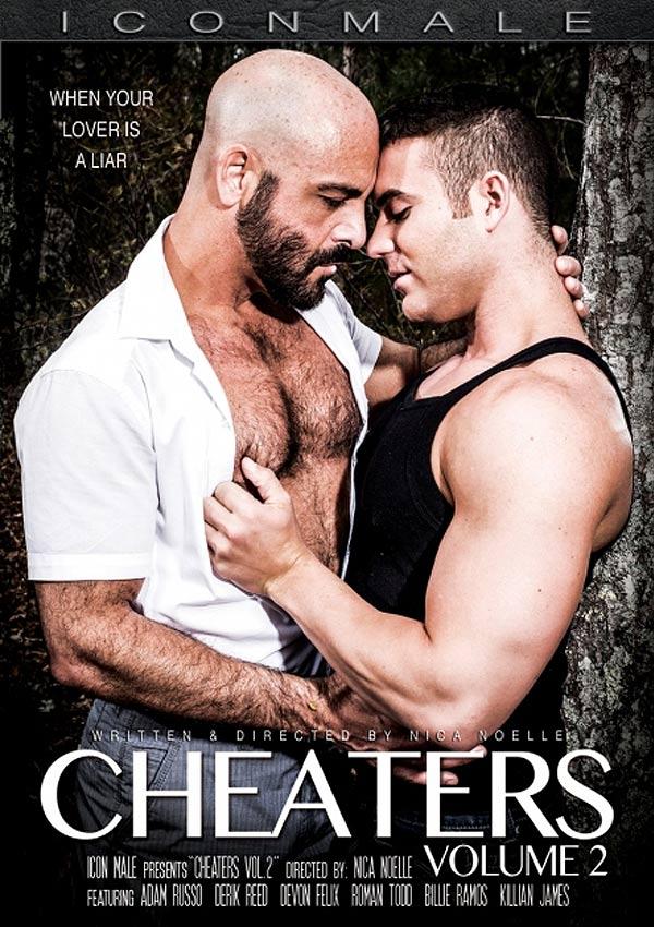 Cheaters 2 (Adam Russo Fucks Killian James) (Scene 1) at Icon Male