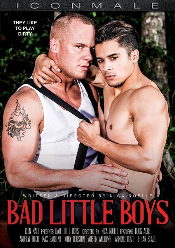 Bad Little Boys (Austin Andrews Fucks Ethan Slade) (Scene 1) at Icon Male