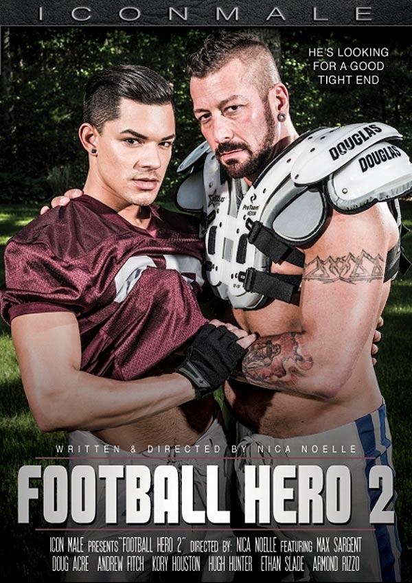 Football Hero 2 (Andrew Fitch Fucks Kory Houston) (Scene 1) at Icon Male