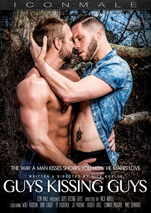 Guys Kissing Guys (Ty Roderick & JD Phoenix) (Scene 3) at Icon Male