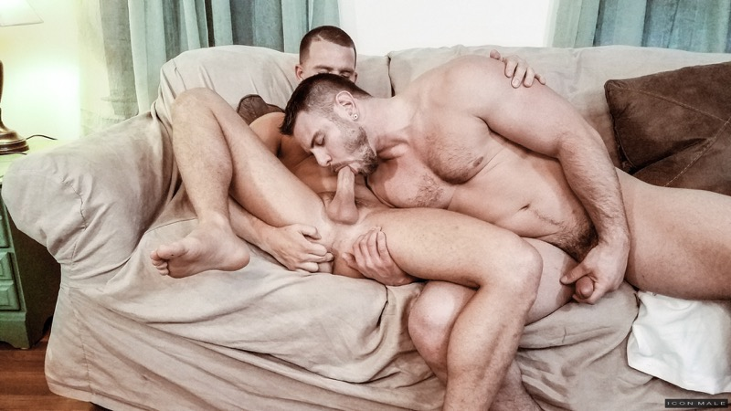 Coming Out (Nick Sterling Fucks Brandon Wilde) (Scene 2) at Icon Male
