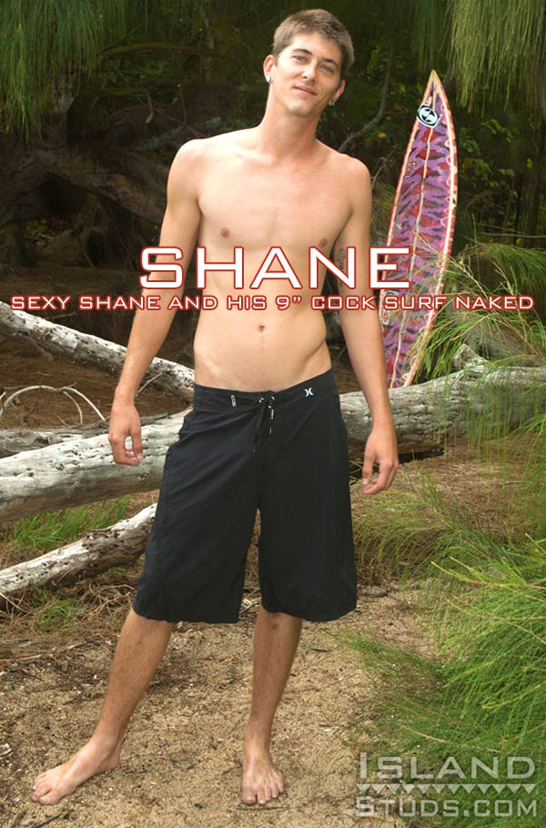 Sexy Shane and his 9