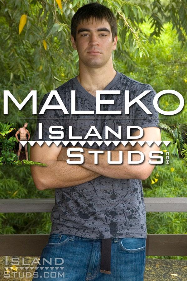 Maleko (Furry Local Boy) at IslandStuds
