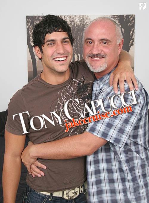 Tony Capucci Returns at Jake Cruise