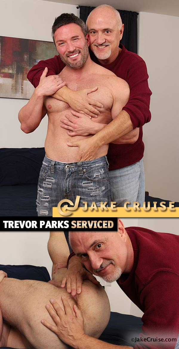 Trevor Parks (Serviced) at JakeCruise