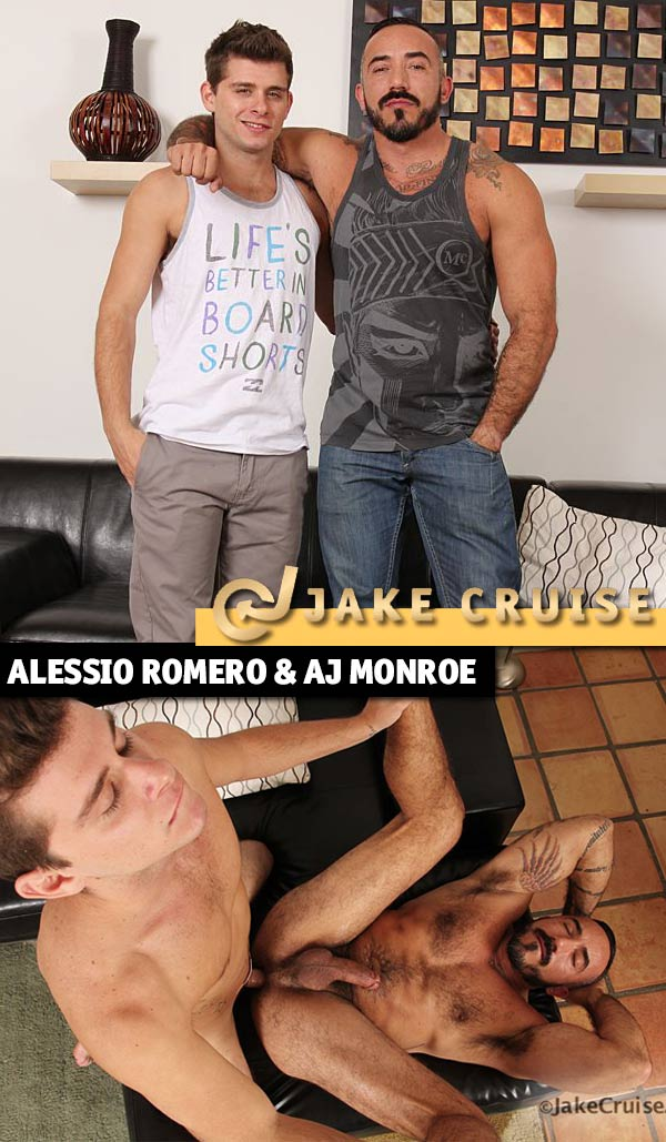 Alessio Romero & AJ Monroe at JakeCruise