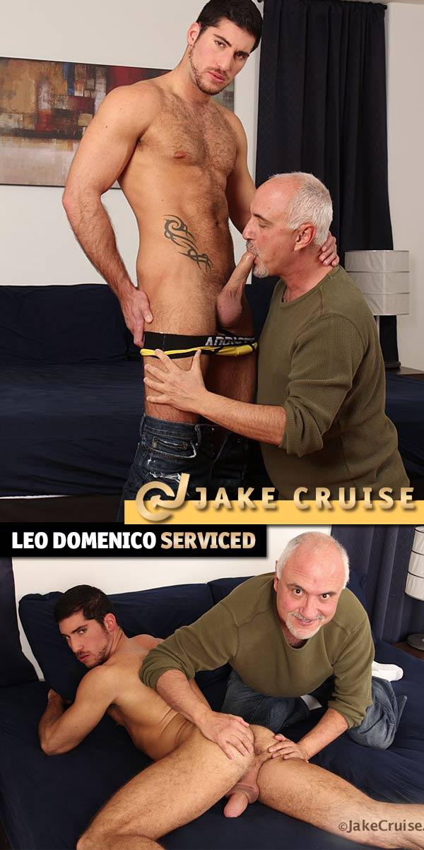 Leo Domenico (Serviced) at JakeCruise