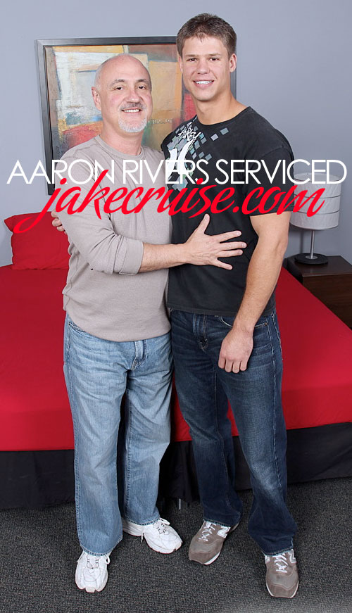 Aaron Rivers Serviced at JakeCruise