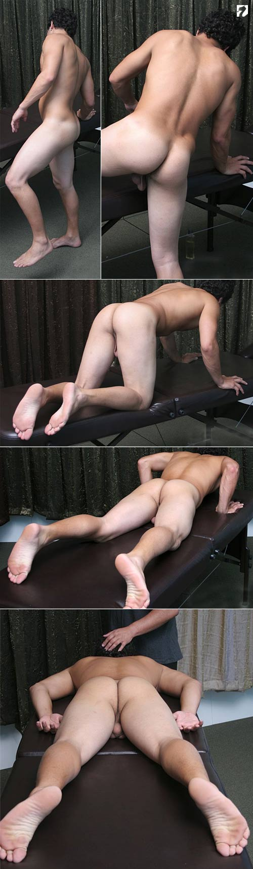 Tony Capucci's Massage at Jake Cruise