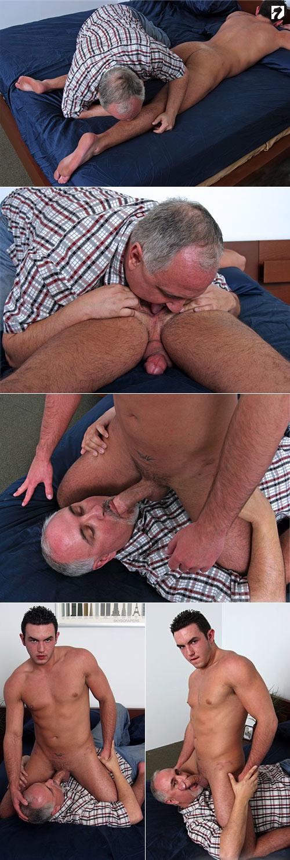 Burt Marten at Jake Cruise